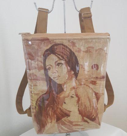 sac à dos femme enfant